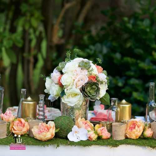 تصاویر زیبا از مدل دسته گل عروس