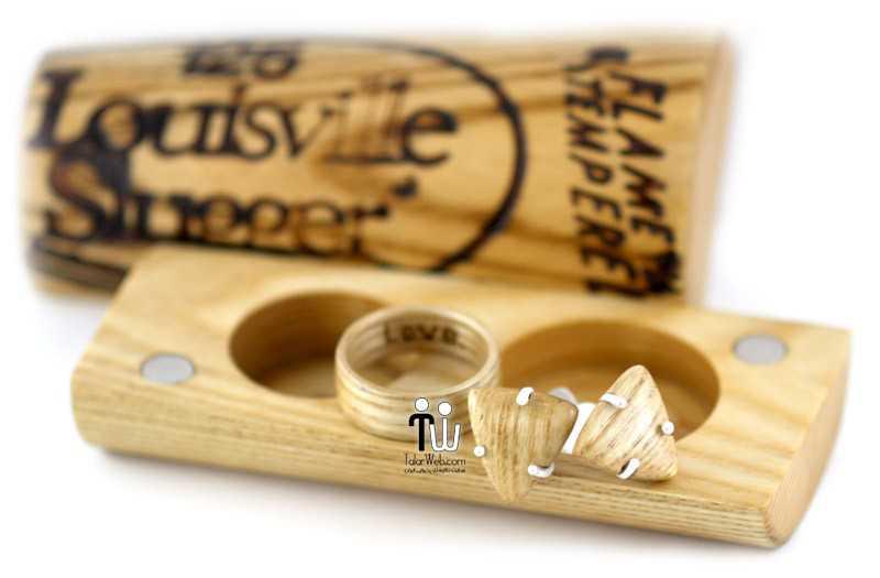 زیبا ترین مدل انگشتر چوبی
