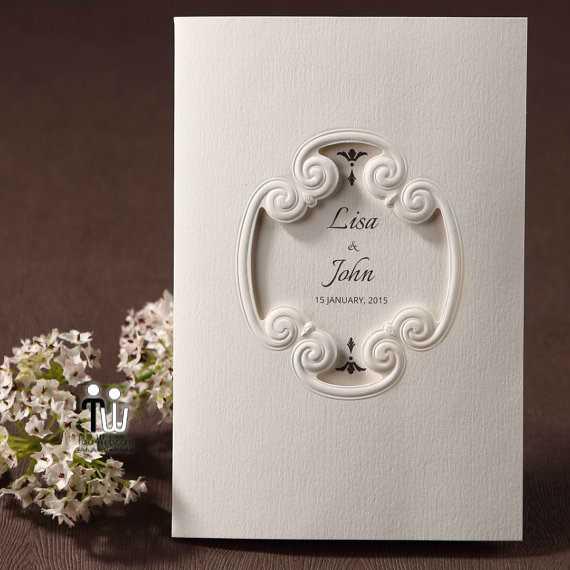 مدل های جدید و شیک کارت عروسی - سری ۲