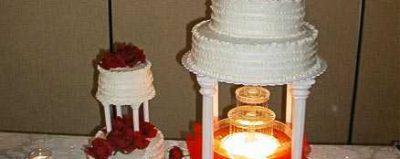 کیک و شیرینی عروسی