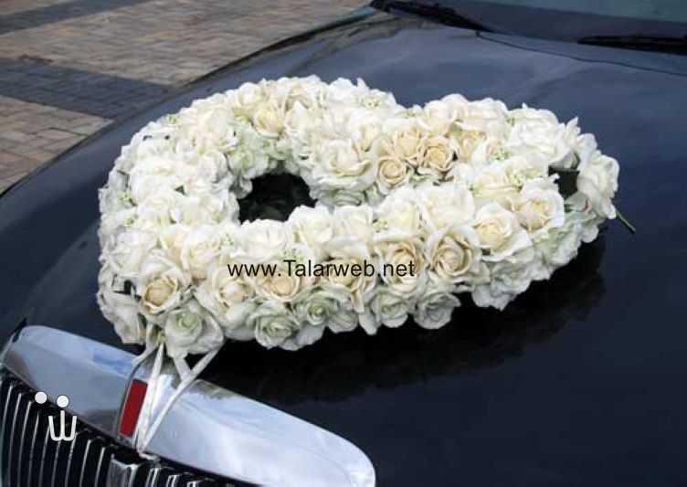 کرایه ماشین عروس - اجاره ماشین عروس