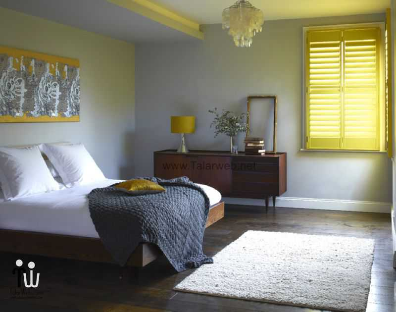 اتاق خواب رمانتیک و اتاق عروس
