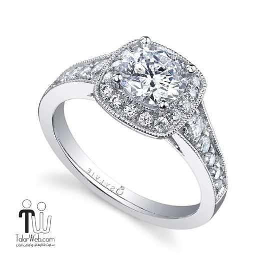 مدل های زیبای انگشتر نامزدی و ازدواج