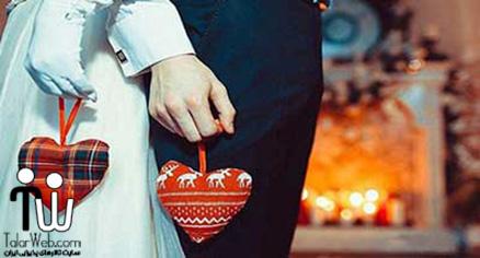 لیست ویژگی ها در ازدواج