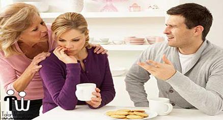 والدین خودر را برای ازدواج قانع کنید