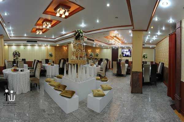 مجموعه تالار پذیرایی هتل پرشیا و تالار هتل ورزش