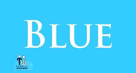 دوست داران رنگ آبی چه شخصیتی دارند