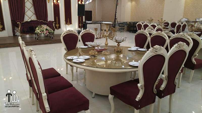 تالار کلاسیک قصر نشاط