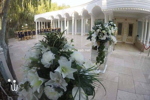 باغ تالار قصر احمدآباد