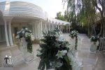 تالار پذیرایی قصر ایساتیس - باغ تالار قصر ایساتیس