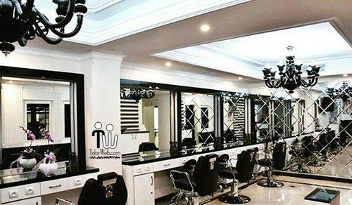 آرایشگاه تخصصی عروس شیکان