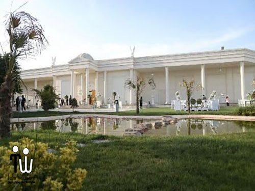 باغ تالار فردوس گرمدره