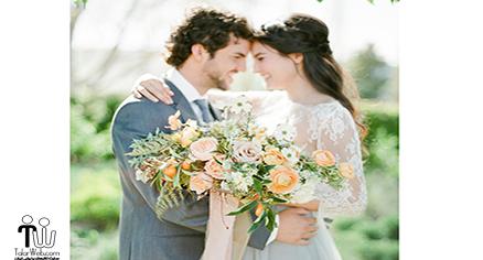 زیباترین ژست های عروس