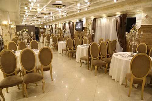تالار پذیرایی سعدآباد