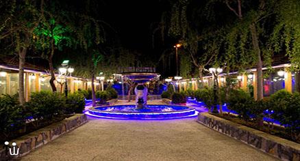 باغ تالار نگین فردوس