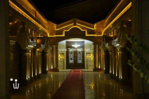 باغ تالار رز شهریار