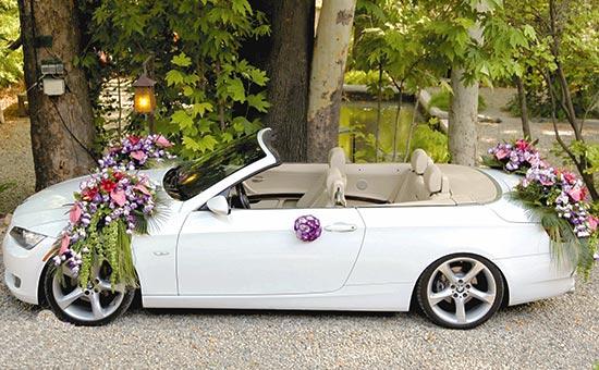 نکته های اجاره ماشین عروس