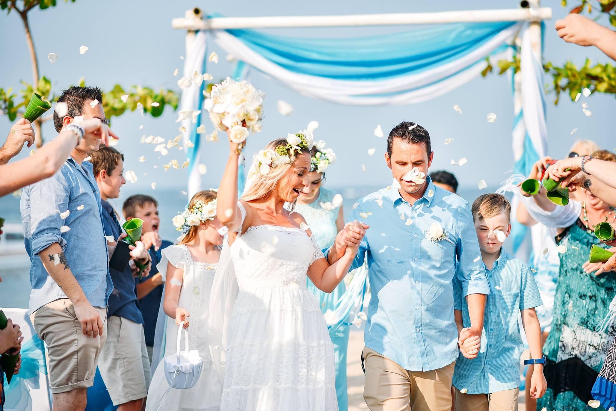 برگزاری عروسی رویایی