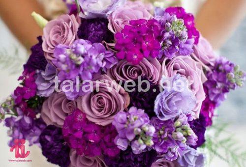 چند نکته برای انتخاب دسته گل عروس