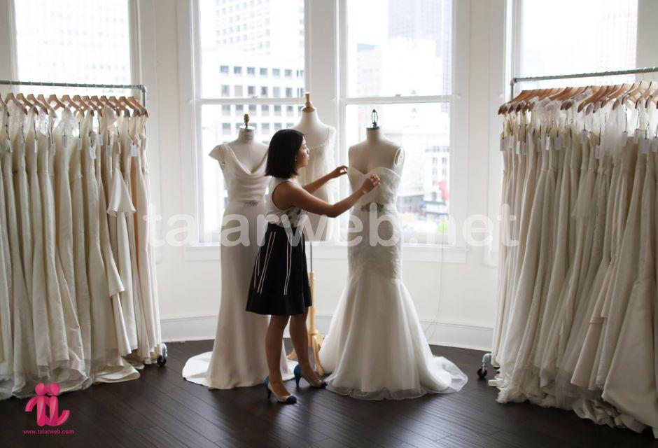 آموزش بستن قرارداد با مزون لباس عروس