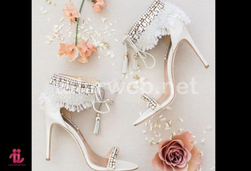 بهترین مدل کفش عروس ۲۰۱۸