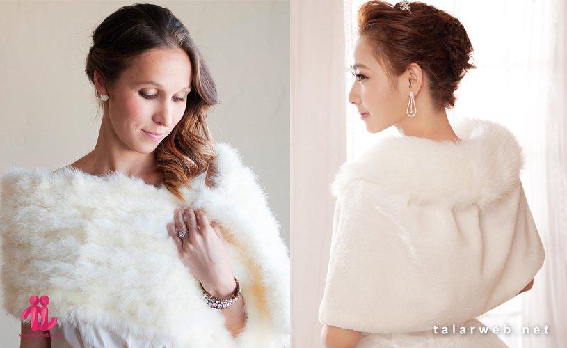 مدل شنل عروس ۲۰۱۸