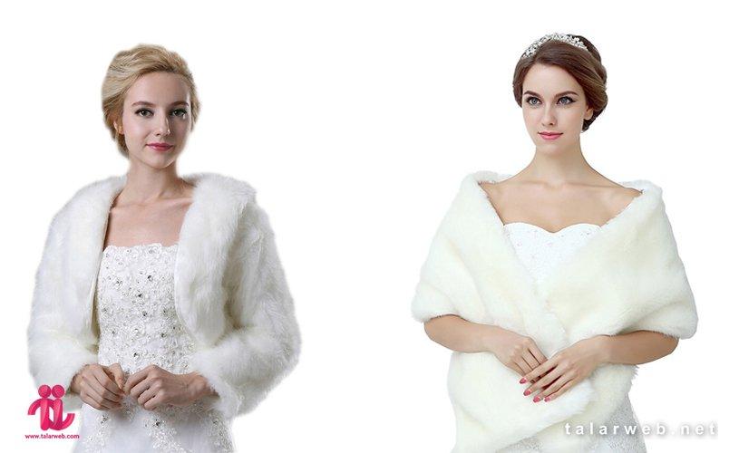 مدل شنل عروس 2018