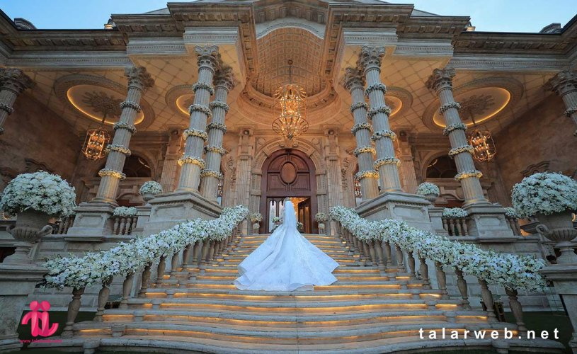 لیست شیک ترین تالار عروسی در تهران