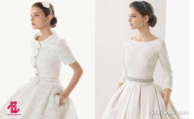 لباس عروس پوشیده ایرانی