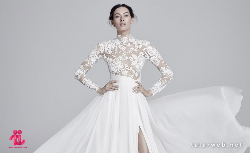 چند نکته کوتاه در انتخاب لباس عروس