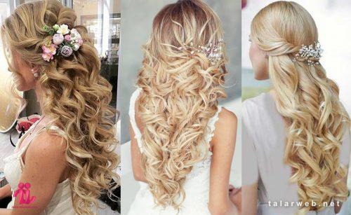 شرایط انتخاب رنگ موی بلوند برای عروس