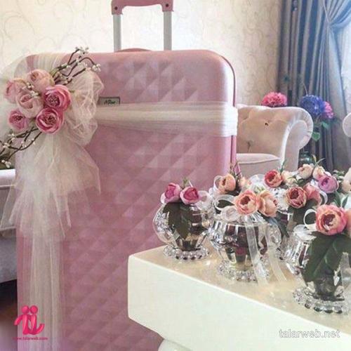 لیست خرید و راهنمای خرید چمدان عروس
