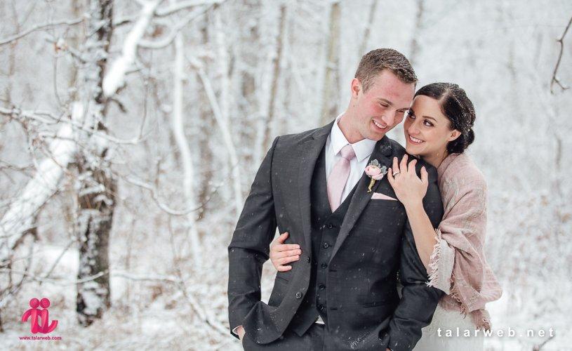 مزایای برگزاری جشن عروسی در زمستان