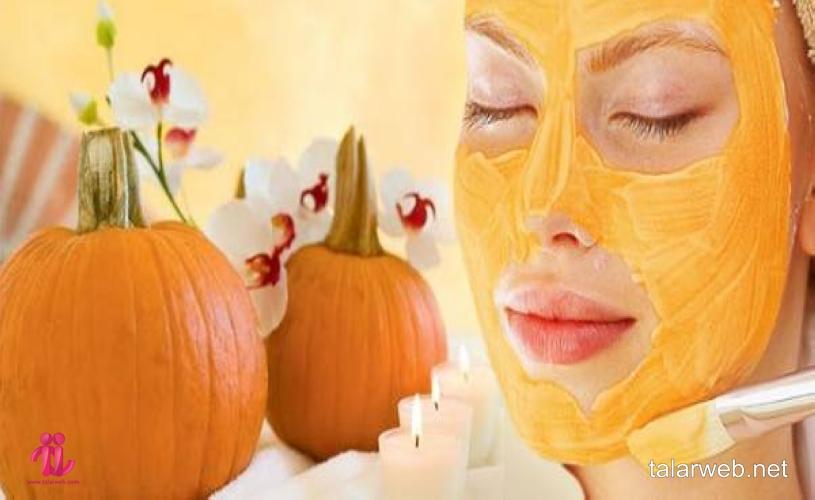 ماسک لایه بردار میوه پاییزی