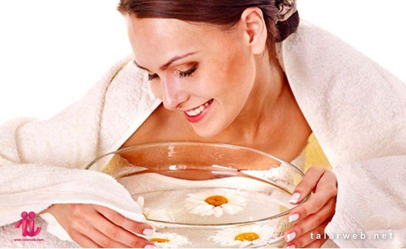 چند راهکار برای درمان پوست چرب