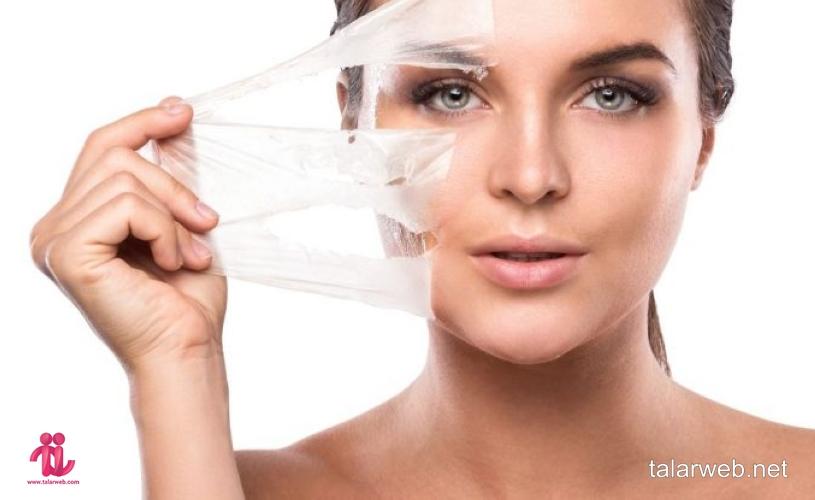 زیر سازی حرفه ای پوست صورت قبل از آرایش