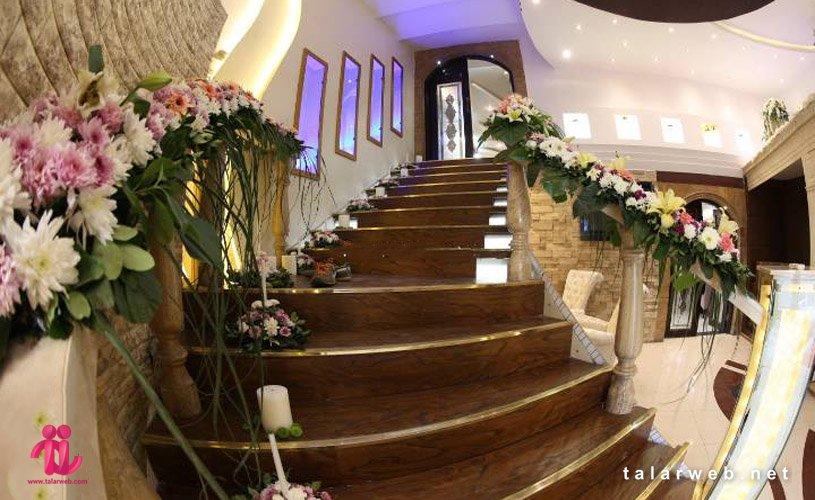 بهترین تالار عروسی شمال تهران