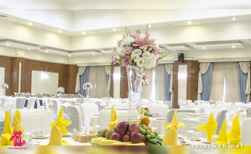 بهترین تالار عروسی شمال تهران و بهترین تالارهای شمال تهران