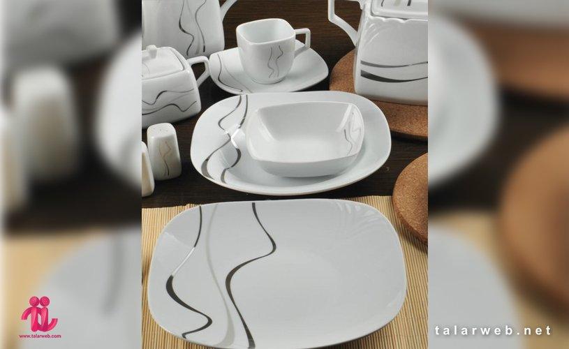 جدیدترین مدل های سرویس چینی عروس