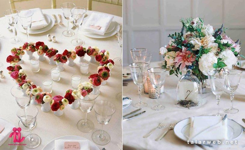 ۸ ایده جدید برای تالار عروسی