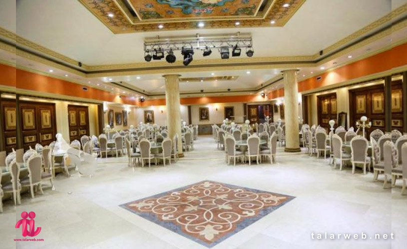 تالارهای احمدآباد مستوفی تهران