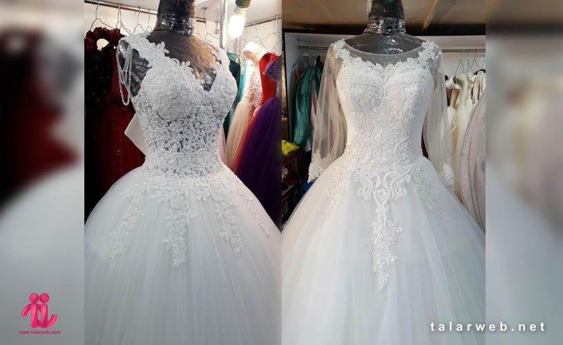 مدل لباس عروس جدید ۲۰۱۹