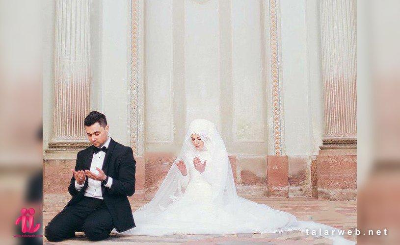 ایده عروسی مذهبی