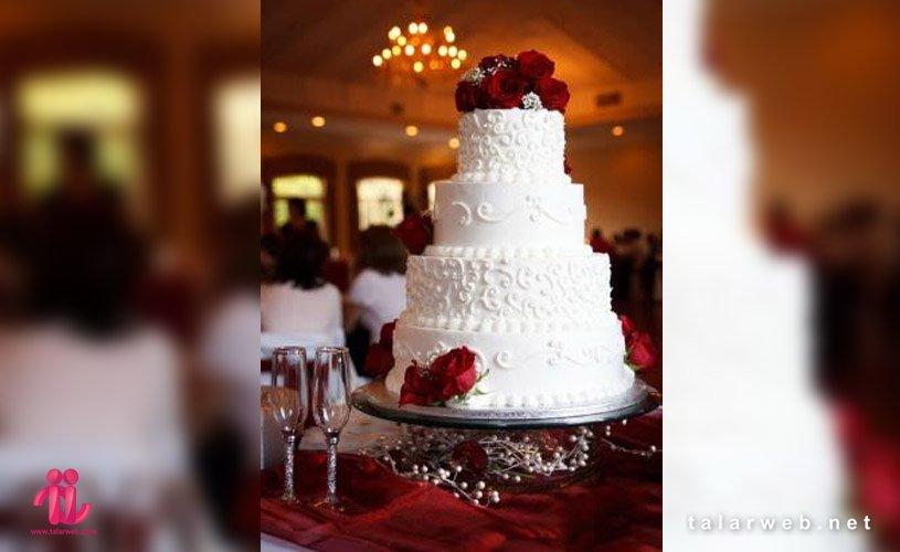 بهترین رنگ ها برای تم عروسی