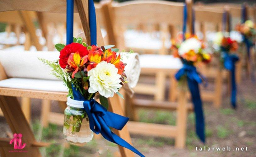 ایده برای عروسی متفاوت
