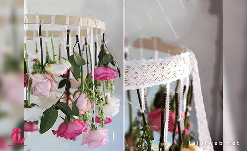 خلاقیت در مراسم عروسی