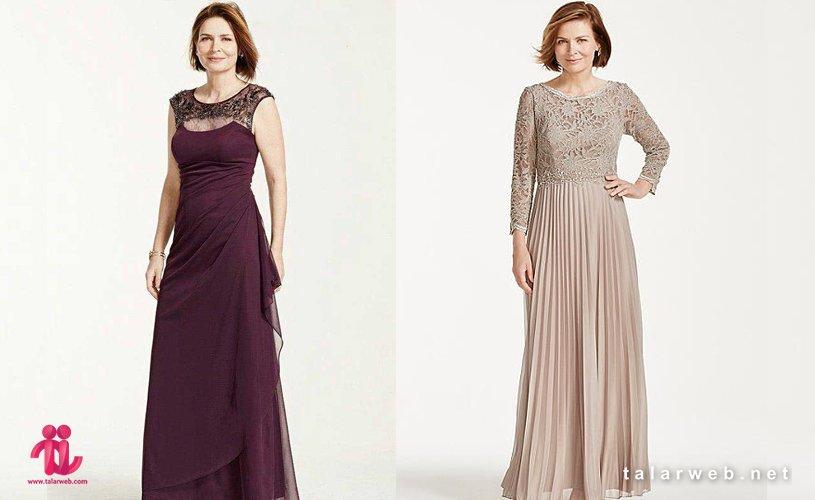 لباس مناسب برای مادر عروس