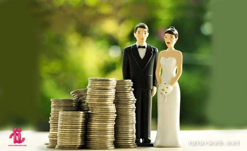 ریز هزینه های عروسی