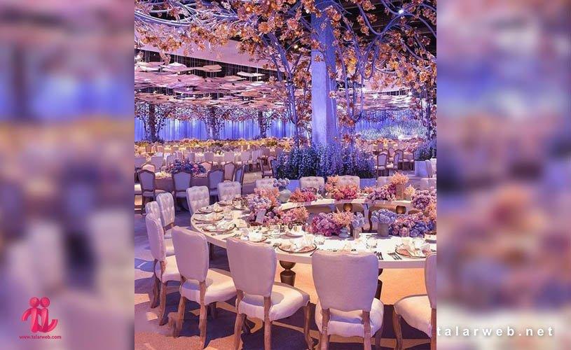 باغ عروسی مختلط در تهران