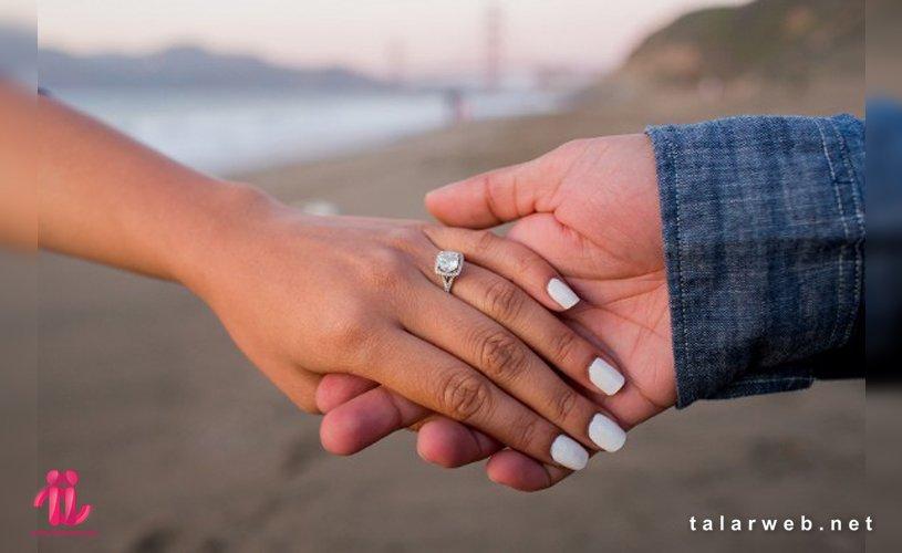تفاوت حلقه ازدواج با انگشتر